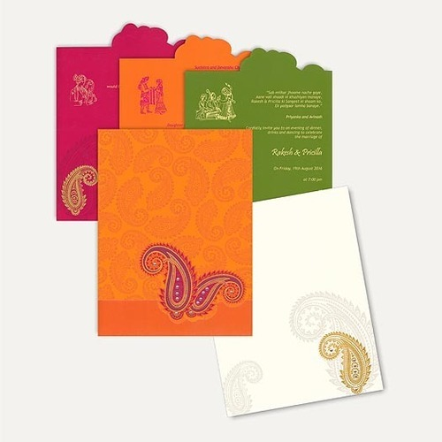 Simple Punjabi Wedding Invitation Designs – Highly Attractive And Instantly Pleasing