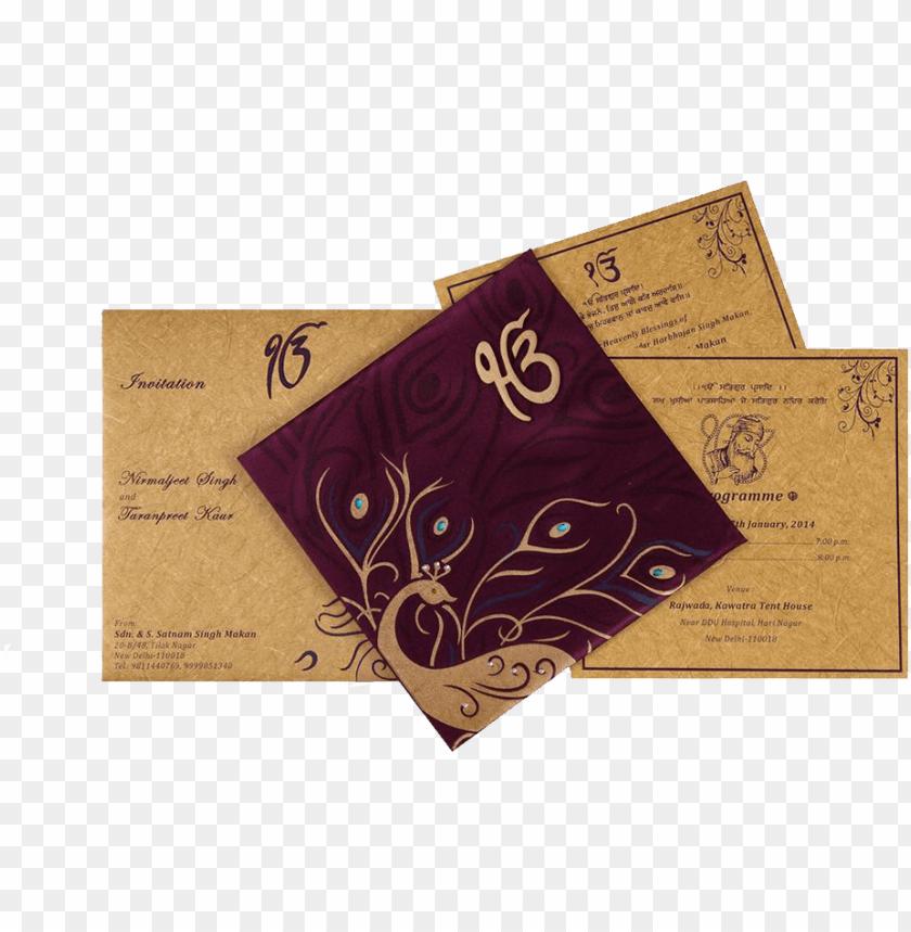 Some Facts On Punjabi Wedding Cards Online!